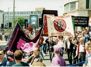 Queer in Brighton